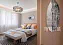 20万以上140平米别墅混搭风格卧室装修案例
