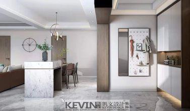 10-15万120平米四室两厅现代简约风格餐厅装修案例