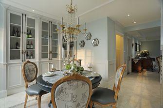 豪华型140平米复式法式风格餐厅欣赏图