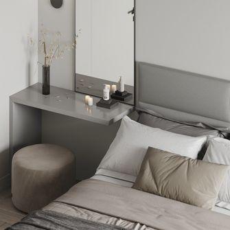 豪华型110平米四室两厅现代简约风格卧室效果图