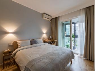 富裕型70平米公寓日式风格卧室设计图