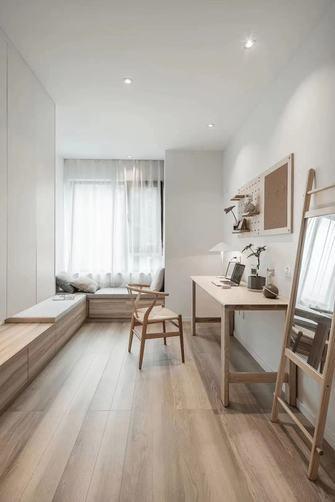 富裕型80平米田园风格卧室设计图