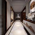 中式风格走廊图片