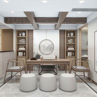 20万以上140平米别墅中式风格影音室图