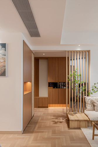 经济型140平米四北欧风格客厅欣赏图