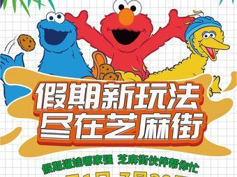 芝麻街主题儿童成长汇(洋湖柏宁地王广场中心)