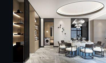 豪华型140平米别墅中式风格餐厅装修效果图