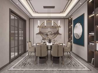 三室两厅中式风格餐厅设计图