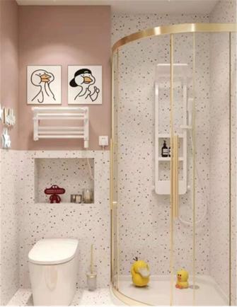 70平米法式风格卫生间图片