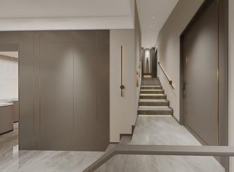 豪华型120平米三轻奢风格楼梯间图