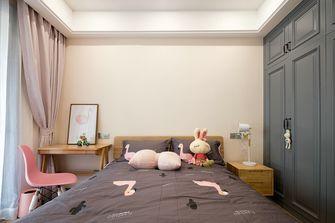 90平米欧式风格青少年房装修案例
