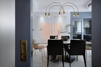 富裕型120平米三室一厅新古典风格餐厅装修效果图