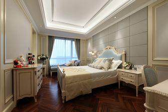 20万以上130平米四新古典风格卧室效果图