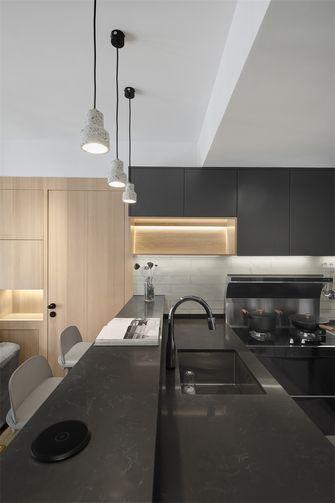 5-10万40平米小户型现代简约风格厨房装修图片大全