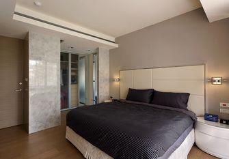 90平米三室两厅港式风格卧室欣赏图