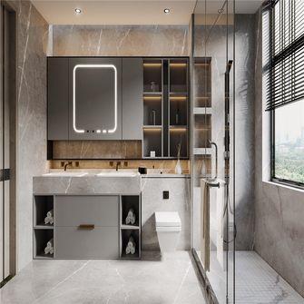 豪华型140平米四现代简约风格卫生间装修图片大全