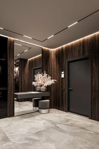 富裕型120平米英伦风格走廊图