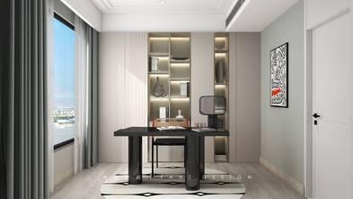 3万以下140平米三室两厅现代简约风格书房装修效果图