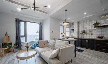 经济型40平米小户型北欧风格客厅装修效果图