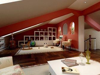 20万以上140平米别墅欧式风格阁楼设计图