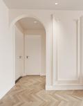 15-20万100平米三室两厅法式风格走廊效果图