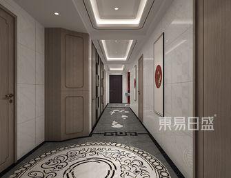 豪华型140平米别墅混搭风格玄关设计图