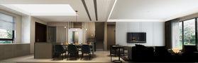 140平米四室六厅现代简约风格客厅欣赏图