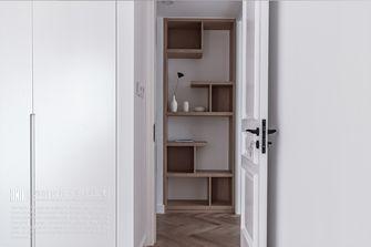 富裕型90平米混搭风格走廊装修效果图