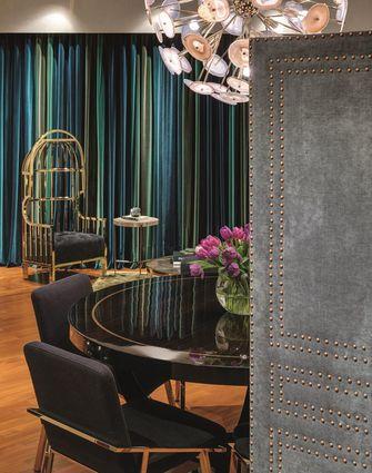 10-15万三欧式风格餐厅装修图片大全