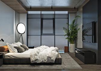 20万以上140平米四室两厅工业风风格卧室装修案例