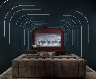 豪华型140平米别墅法式风格影音室欣赏图