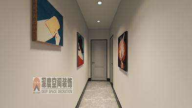 经济型120平米三室两厅现代简约风格走廊效果图
