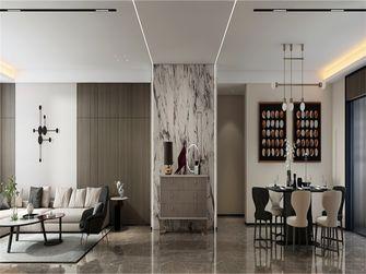 豪华型140平米四室三厅现代简约风格客厅效果图