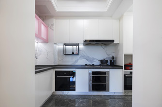 130平米四混搭风格厨房装修案例