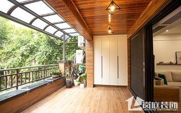 豪华型140平米三室两厅北欧风格客厅装修案例