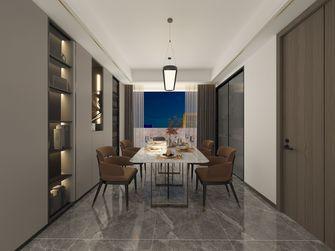20万以上140平米别墅混搭风格餐厅欣赏图