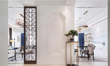 140平米中式风格走廊设计图