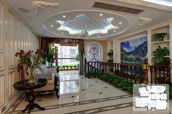 富裕型140平米复式欧式风格走廊装修图片大全