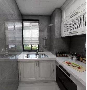 15-20万90平米三欧式风格厨房图片