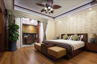 经济型120平米三室两厅东南亚风格卧室图