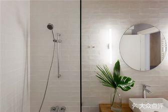 富裕型100平米三室一厅日式风格卫生间装修图片大全
