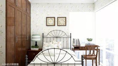 120平米三室一厅美式风格客厅图