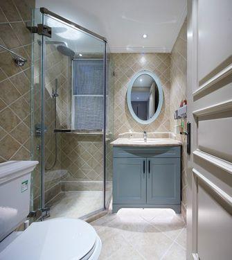 经济型70平米混搭风格卫生间装修案例