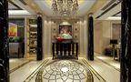 富裕型140平米三室两厅欧式风格玄关装修效果图