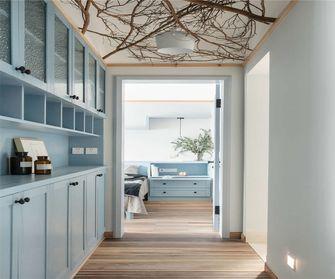 经济型70平米一室一厅北欧风格走廊图