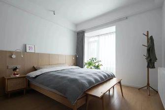 20万以上90平米日式风格卧室设计图
