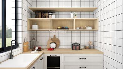 豪华型140平米别墅田园风格厨房装修图片大全