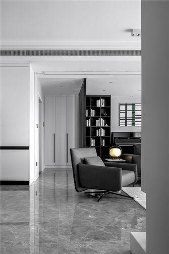 富裕型120平米三现代简约风格走廊装修案例
