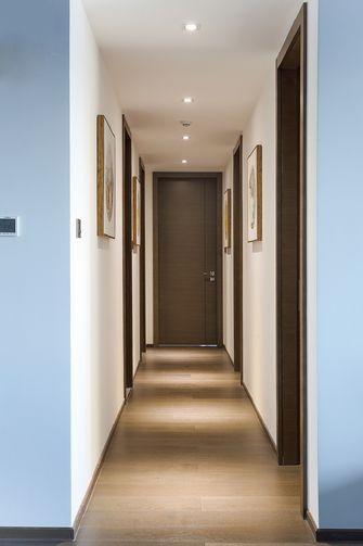 120平米三室一厅中式风格走廊装修图片大全
