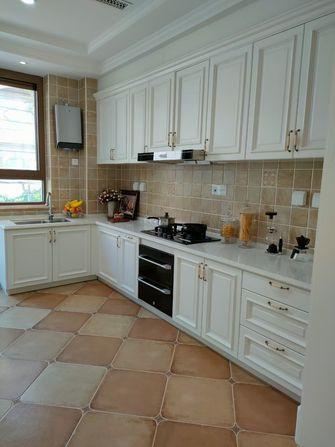 10-15万120平米三室两厅欧式风格厨房装修案例